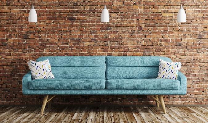 Pet -friendly Microfiber Sofa Cover