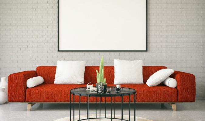 Pet -friendly Duck Cotton Sofa (1)