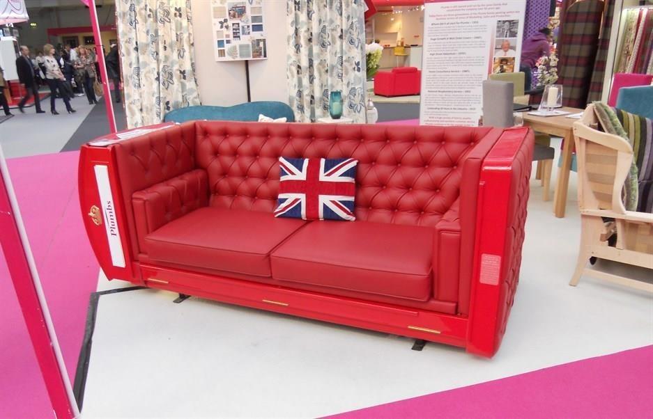 Telephone Box Sofa