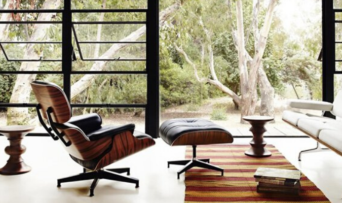 Eames Lounge Chair - Flickr