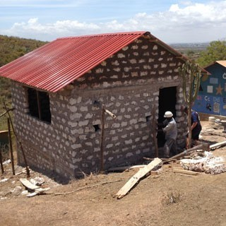 3 Hills Trust - School being built