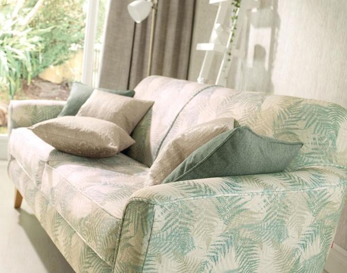 Fernwood - Olive, Easifit washable covers
